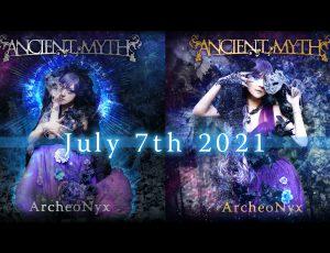 新アルバム発表! / ANCIENT MYTH unveils their upcoming album!