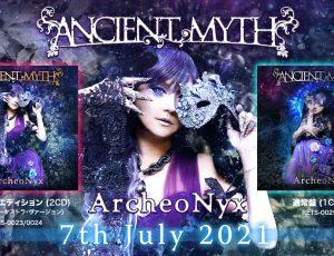 新アルバム トレイラー公開! / ANCIENT MYTH published their new album's trailer!