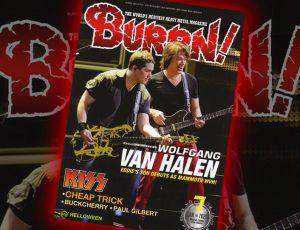 メディア情報:BURRN! 2021年7月号掲載