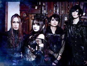 新ギタリスト加入、新アーティスト写真公開 / New guitarist join us, New picture updated